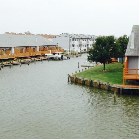 Ocean High Condominium Association: view of canal