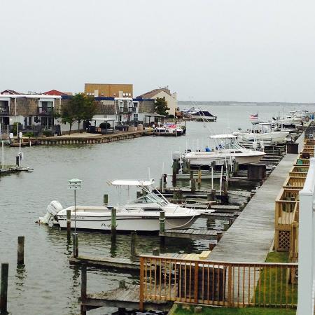 Ocean High Condominium Association: view of the canal