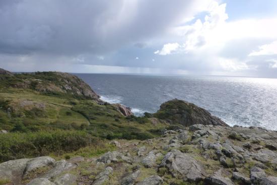 Kullaleden - Skåneleden SL 5: Mare e roccia