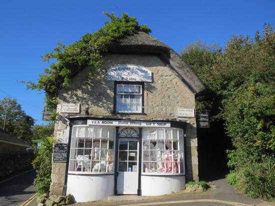 The Bat's Wing, Godshill and The Lace Shop: The Bat's Wing Godshill