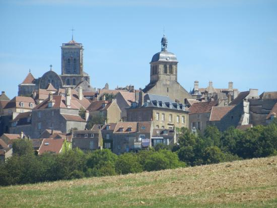 Val En Sel : Vezelay