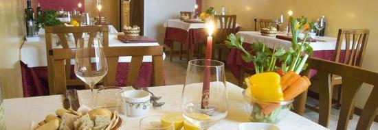 Restaurant Al Fanal: a lume di candela