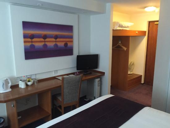 Grazeley, UK: Premier Inn Reading South Hotel