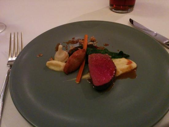 Kingston Bagpuize, UK: Eveleigh Farm Venison