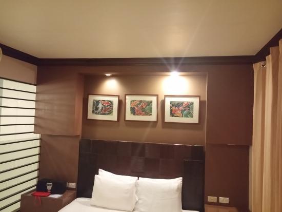 Erus Suites Hotel: 객실