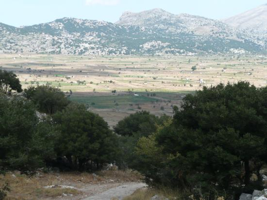 stunning view - Picture of Lassithi Plateau, Lasithi ...