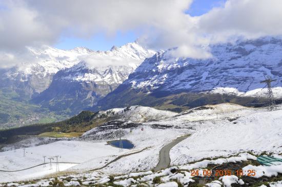 Grindelwald, Schweiz: Mannlichen