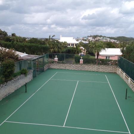 Smith's Parish, Bermudy: Tennis anyone?