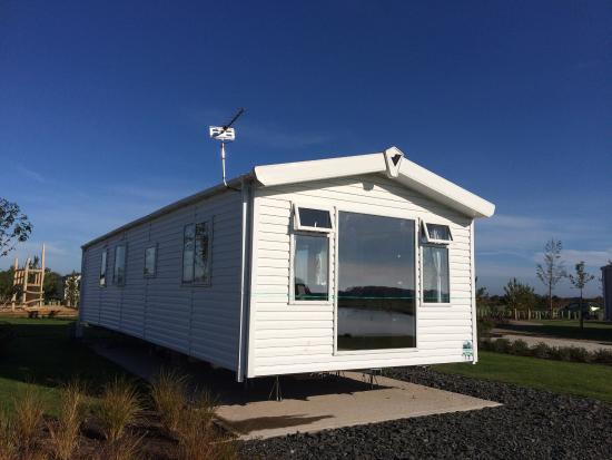 Picture of haggerston castle holiday park for Castle haven cabins