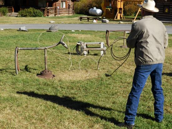 320 Guest Ranch: Cowboy