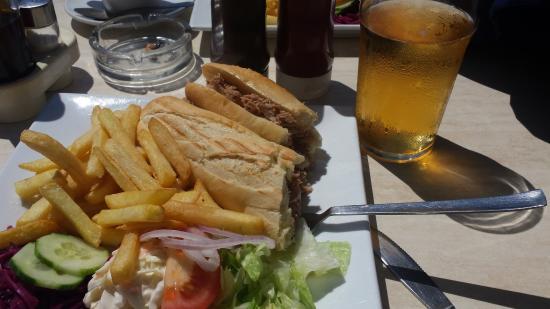 knickerbocker restaurant lunch