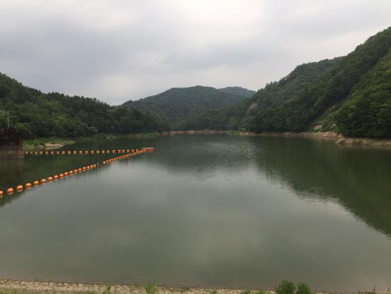 Tsukigata Dam