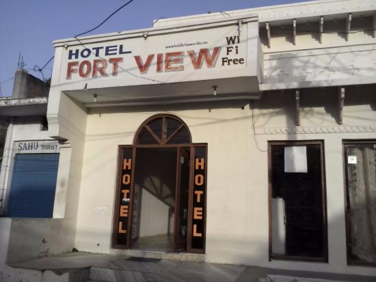 Fort View Guest House: FORT VIEW