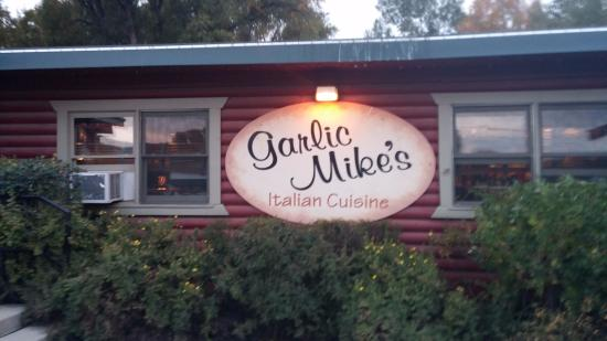 Garlic Mike's Italian Cuisine: This is the place.