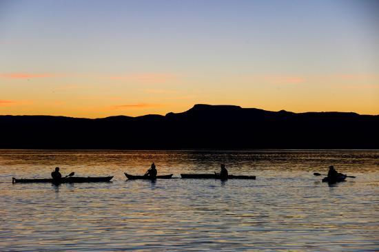 Sarmiento, Argentina: Lago Musters