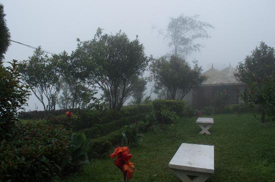 Thrisangu Haven Resort: Cottages with garden