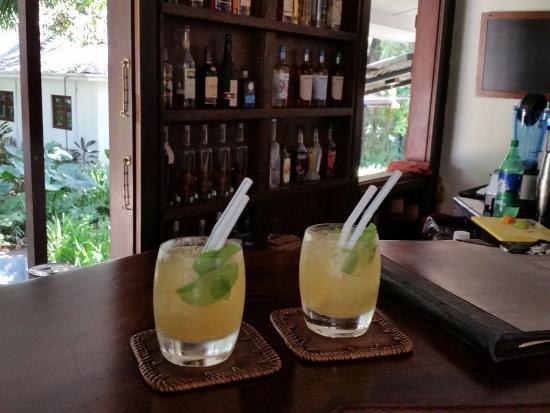 La Plaine St. Andre: Cocktails