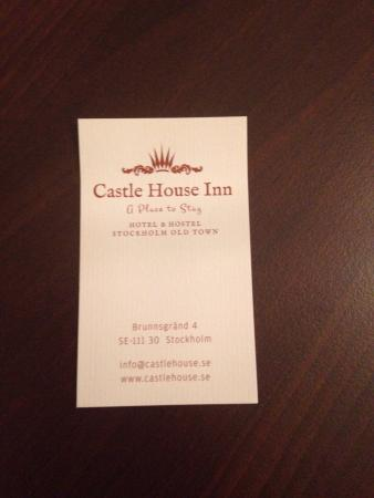 Castle House Inn