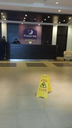 Caspia Hotels - Bengaluru : Entrance
