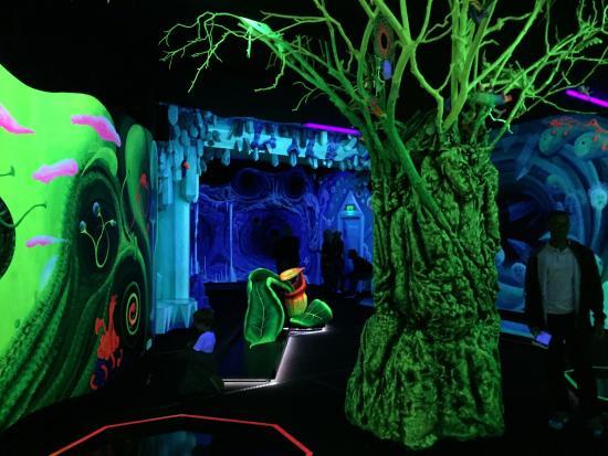 3d Animation Nürnberg photo2 jpg bild schwarzlichtfabrik 3d minigolf nürnberg