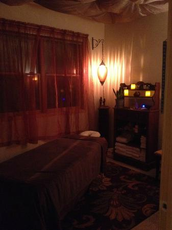 Radiant Mountain Massage