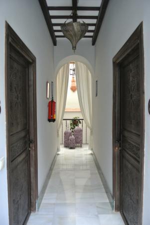 La Fonda Barranco: Couloir