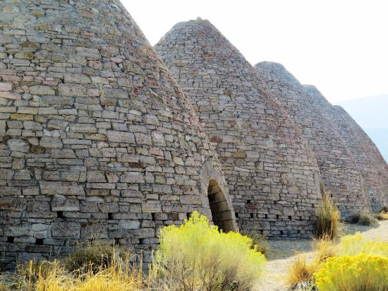 Ward Charcoal Ovens State Historic Park: Charcoal Kilns