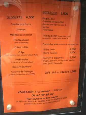 Restaurant Aix En Provence Chez G Ef Bf Bd