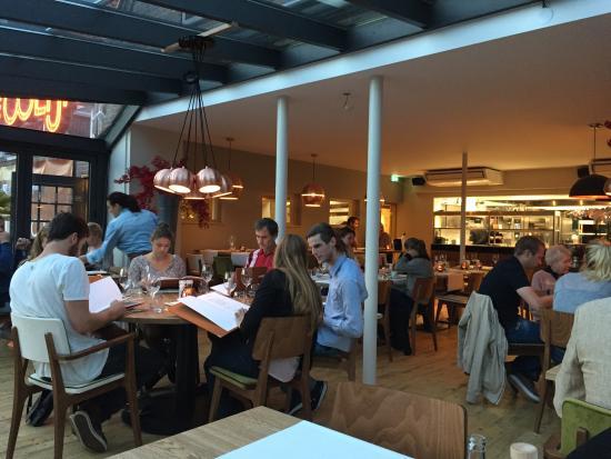 Entree picture of restaurant colijn amstelveen for Colijn interieur