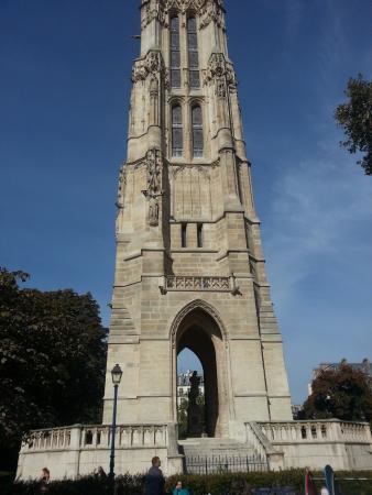 ปารีส, ฝรั่งเศส: Tour de Saint Jacques