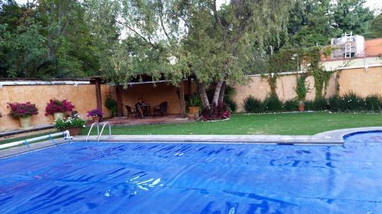 Hotel Boutique La Granja: Pool Area