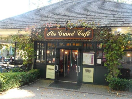 Grand Cafe Centre Parcs Longleat