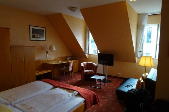 Hotel Domstern: Room