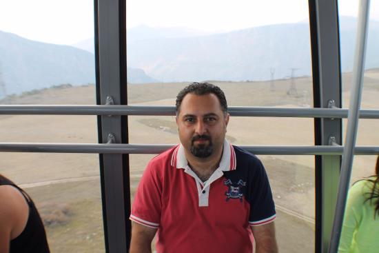 Syunik Province, Armenia: داخل العربة