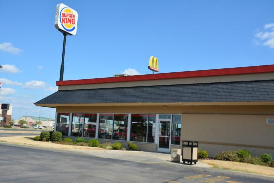 Burger King West Memphis Ar
