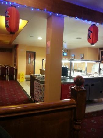 New Inn Chinese Buffet Restaurant Wolverhampton