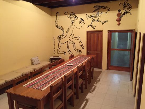 La casa de Isidora: Muy buen ambiente y muy buena atención. El lugar es súper tranquilo y te hacen sentir como en ca