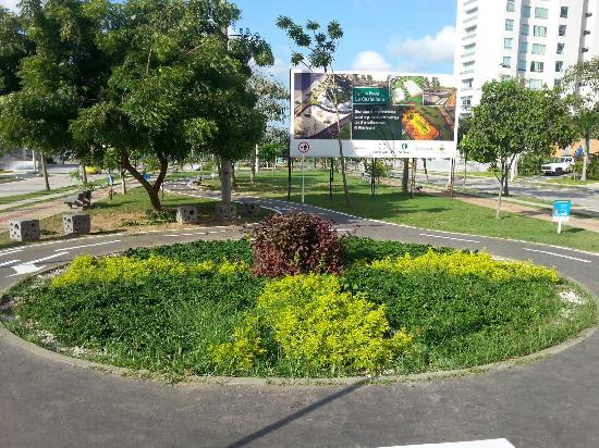 Parque Paseo de la Castellana