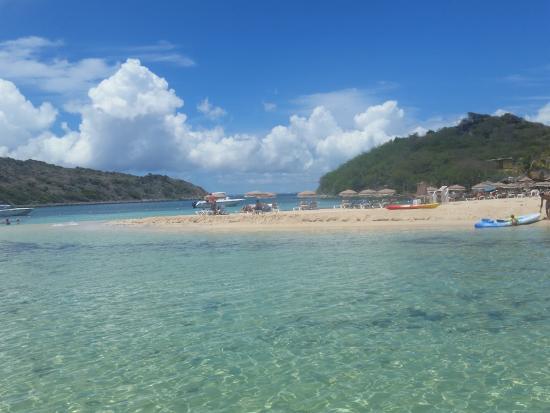 Oyster Pond, St. Martin/St. Maarten: Pinel Island