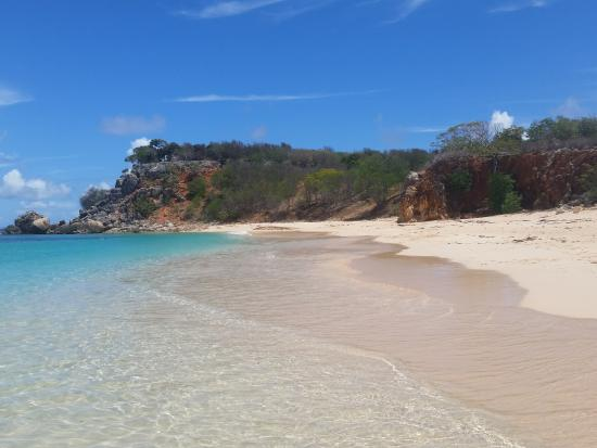 Oyster Pond, St. Martin/St. Maarten: Tintamarre Island