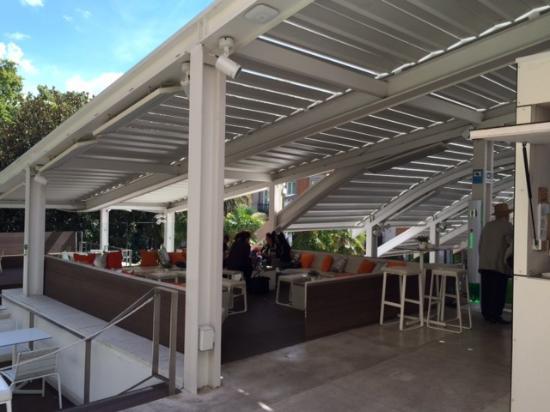 El Mirador del Thyssen : Al fresco balcon
