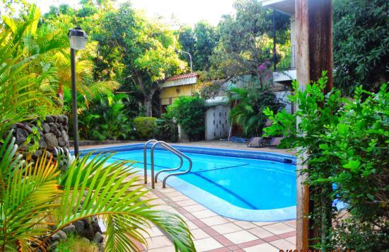 Managua Hills Bed and Breakfast: Beautiful pool at Managua Hills