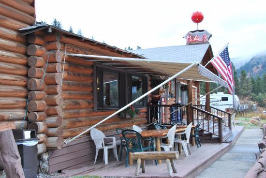 The Corral Bar & Steakhouse: Corral Bar