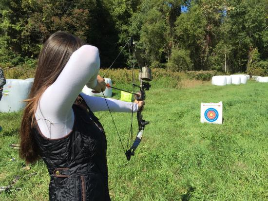 Wilderness Trails and the Vermont Fishing School: Afternoon Archery