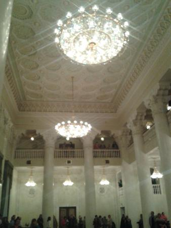 M. Dzhalil Tatar Academic State Opera and Ballet Theater: Фойе