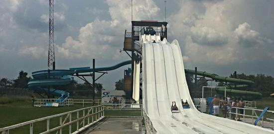 Centro Vacacional Gogorron: This waterslide park is located in Villa de Reyes, San Felipe, about a 45 minute car ride from S