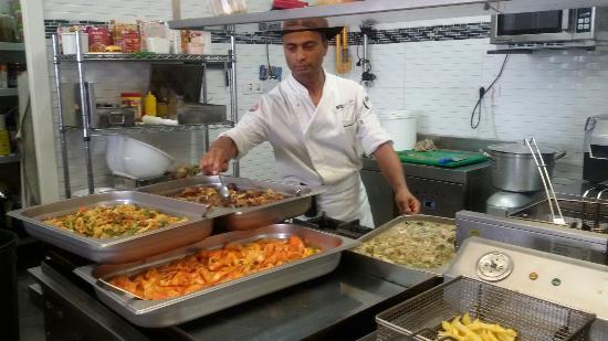 imagen Indian Tandoori Restaurant Tenerife, Buffet & Live Grill, BBQ Nation Spain en Adeje