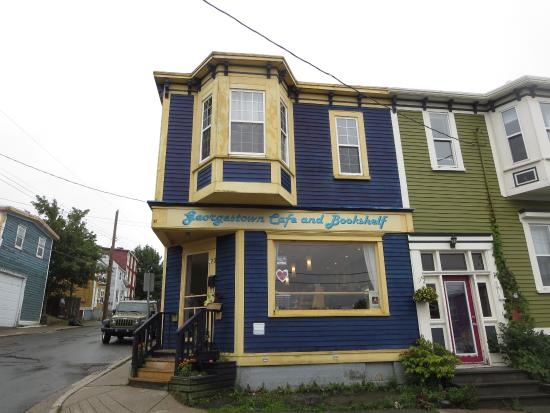 Georgetown Cafe St John S