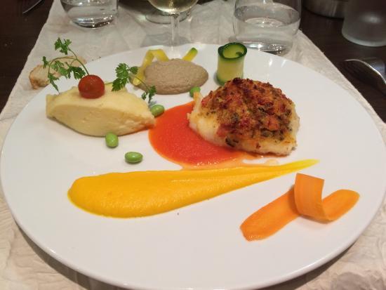 L'oliven : Des plats hauts en couleurs et savoureux ! Gaspacho tellement onctueux que je pensais qu'il y av