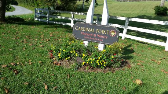 ‪Cardinal Point Vineyard and Winery‬